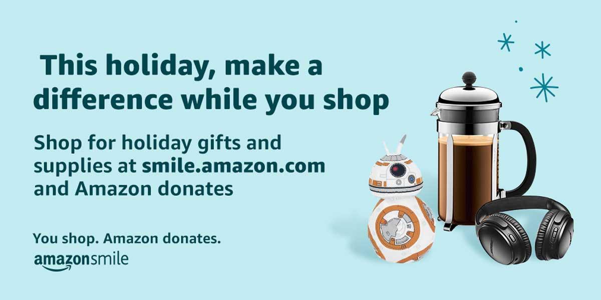 Help BUMC when you shop Amazon!